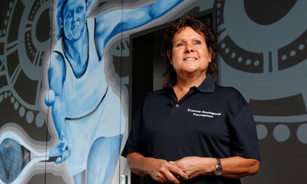 Evonne Goolagong Cawley 'lucky' not to have become member of the stolen generations